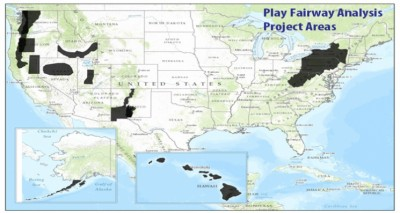 Play Fairway Analysis funding for eleven geothermal projects