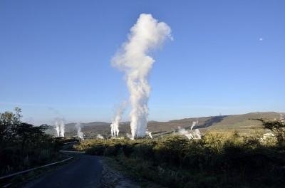 Construction to be kicked off for industrial park near geothermal plants at Olkaria, Kenya