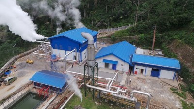 115 MW of geothermal capacity under development on Flores Island, Indonesia