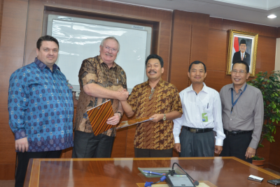 Iceland Drilling/ Indonesia Power sign MOU for Indonesian project