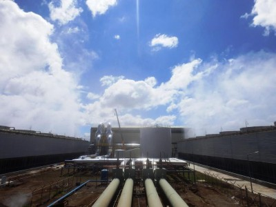 168 MW Olkaria V geothermal project in Kenya on track for commissioning by July 2019
