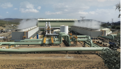 EIB to fund $122m for 70 MW extension of Olkaria I geothermal plant, Kenya