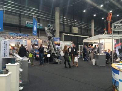 Successful 9th GeoTHERM expo in Offenburg this month