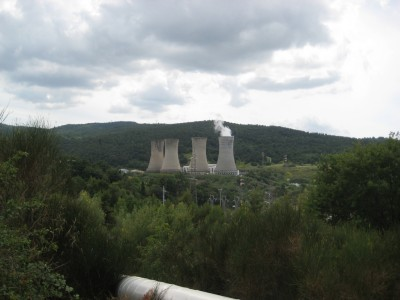 Controlling emissions of geothermal plants – EU Research Project in Tuscany/ Italy