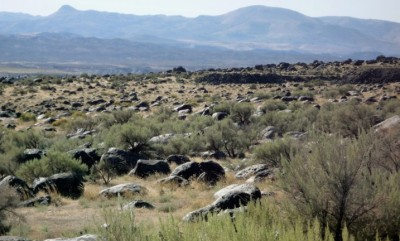 BLM visits site of Walker Ranch project in Idaho