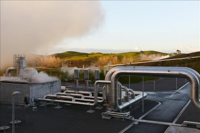 Geothermal second most important source of electricity in New Zealand in 2015