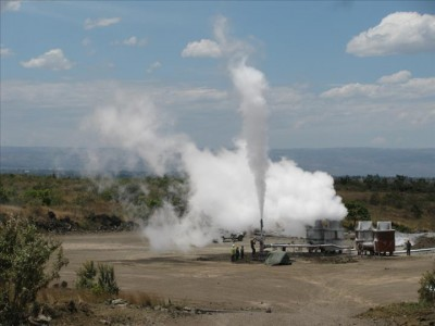KenGen reports 33 MW well pad with 3 wells in Olkaria