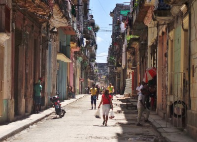 Geothermal could be one option for renewable energy in Cuba