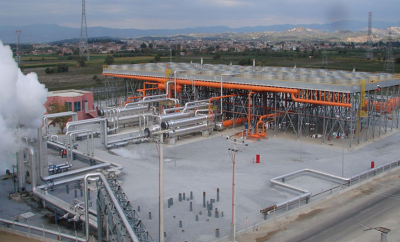 Turkey total installed geothermal power generation capacity now 575 MWe