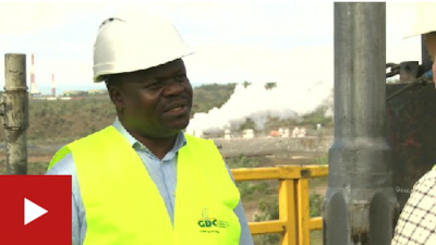 BBC video coverage on geothermal in Kenya