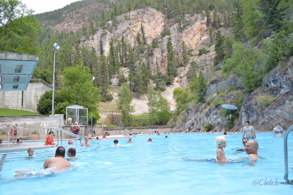 Radium Hot Springs (BC) Canada  city pictures gallery : Radium Hot Springs, BC, Canada source: flickr/ Pat Cletch Williams ...