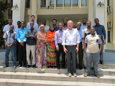 Djibouti short course on preparation of bankable documents for geothermal projects