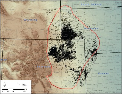 New research describes large geothermal potential in Wyoming, Nebraska and Colorado