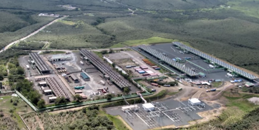 ormat starts operation of 29 mw expansion at olkaria iii plant in
