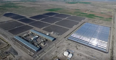 Video: Enel's Stillwater hybrid geothermal-solar plant in Nevada
