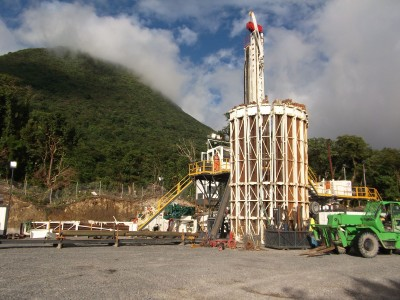 Private sector crucial in pushing geothermal development in the Eastern Caribbean
