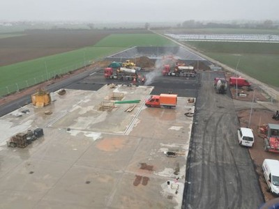 Drilling starts on new geothermal power project in Gross-Gerau, Germany
