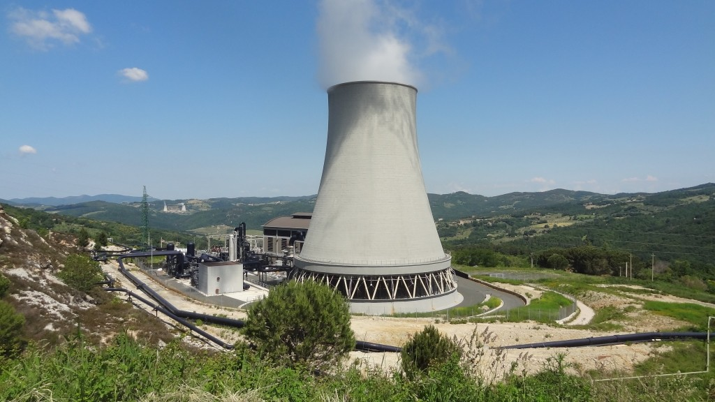 Enel Equips All Its Geothermal Plants In Tuscany With
