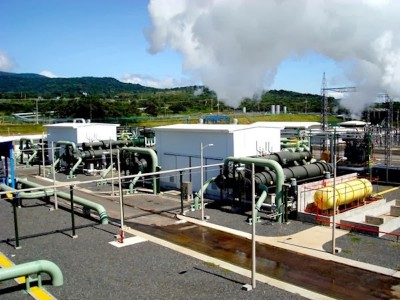 Las Paillas II geothermal plant in Costa Rica scheduled to start operation by 2019