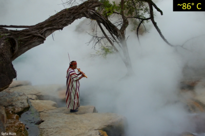 TED talk: the quest to find a mythical boiling river in the Amazon