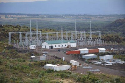 New transmission lines to supply geothermal power to western Kenya next year