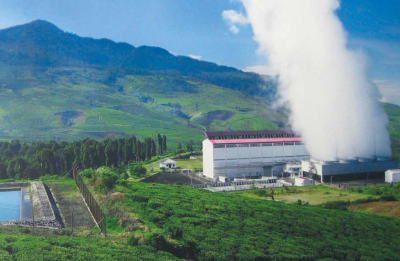 ITB Workshop featuring field trip to 55 MW Patuha geothermal plant