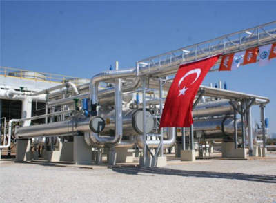 Electricity production from geothermal energy increased by 35% in Turkey
