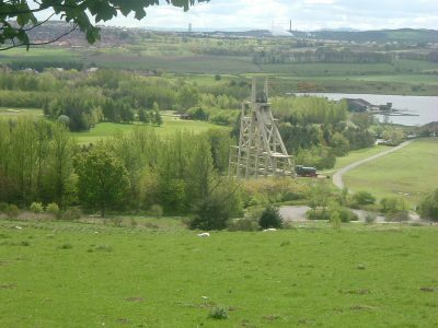 Abandoned coal mines could soon heat homes in Scotland