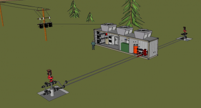 MiniGeo – a small-scale, off-grid geothermal power plant for remote areas