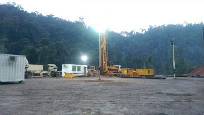 Geothermal project in Malaysia with promising early drilling results