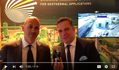 Interview on Turkish activities of Exergy with Anthony Hinde