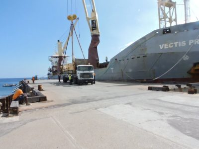 Drilling rig arrives for Montserrat geothermal project