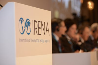 Who is attending IRENA Assembly & WFES in Abu Dhabi 14-19 January 2017?