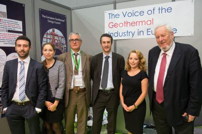 The international geothermal community mourns the loss of Ruggero Bertani