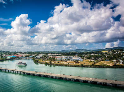 Interest in geothermal development in Antigua and Barbuda, Caribbean
