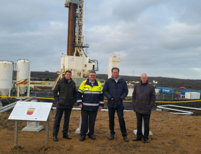 German and Icelandic geothermal clusters meet in Iceland
