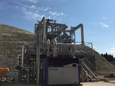 Successful demonstration of closed-loop geothermal plant in Kokonoe, Japan