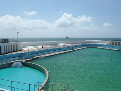 Contractor sought for deep heat pump work at Jubilee Pool, Cornwall