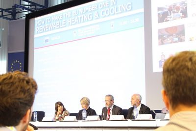 Key policy success factors that support renewable energy fuelled heating