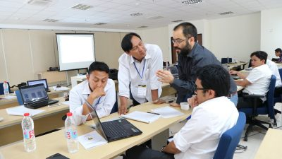 Workshop: Geochemistry for Geothermal Development, Yogyakarta, 21-25 Aug 207