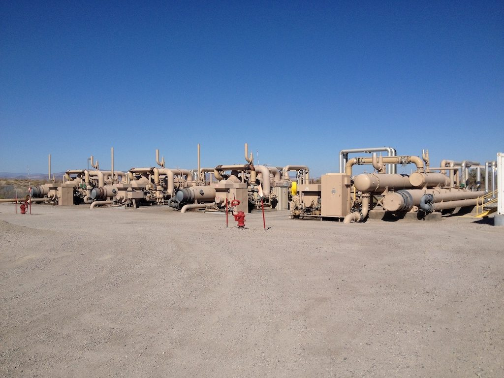 Ormat signs EPC contract for Soda Lake project by Cyrq Energy in