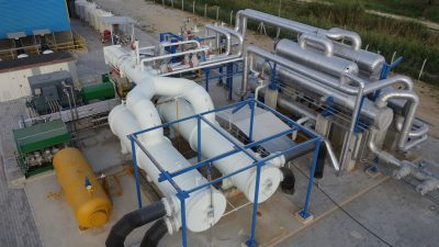 Top Plant award for Tosunlar geothermal plant delivered by EXERGY