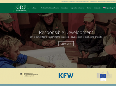 Expression of Interest for 4th Call under Latin America GDF funding facility open