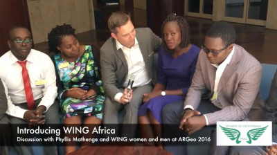 Video: Introducing WING Africa – the Women in Geothermal group on the African continent
