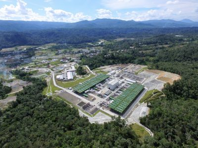 330 MW Sarulla geothermal plant in Indonesia completed with third unit online,