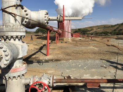 Drilling contract signed for 70 MW geothermal development in Ethiopia