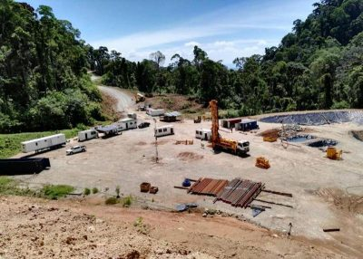 Tawau geothermal project in Malaysia abandoned and permit withdrawn