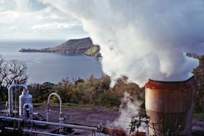 French Guadeloupe in the Caribbean urged to tap into its significant geothermal potential