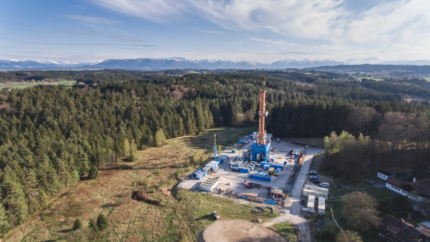 Directional drilling to kick off Geretsried geothermal ...