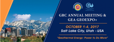 GRC announces workshops for its Annual Meeting, October 2017